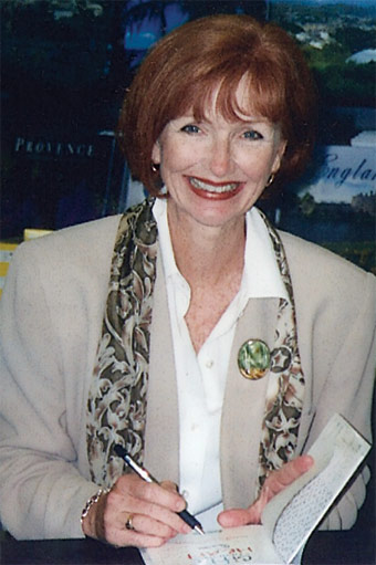 Author Dolley Carlson